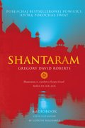 Shantaram - audiobook